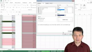 Conditional Formatting In Excel: Less Than, Greater Than, Equal To