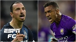 Zlatan Ibrahimovic, Nani, Carlos Vela, Diego Rossi and every MLS goal from Week 6 | MLS Highlights