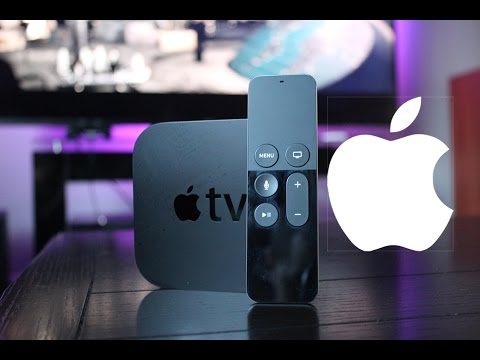 4th Gen Apple tv Review/Unboxing