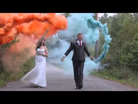 Фаеры,  файеры, факелы дымовые для фото и видео сессии на свадьбе