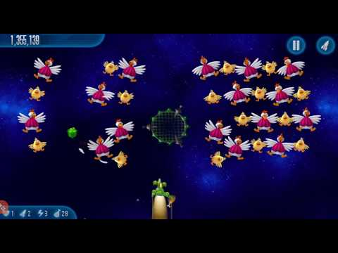 Chicken Invaders 5  - A Fun Arcade Game For Android