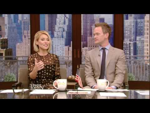 Kelly and Neil Patrick Harris Learn About