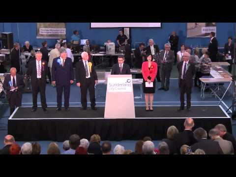 Election 2015: Sunderland first to declare results in just 50 minutes
