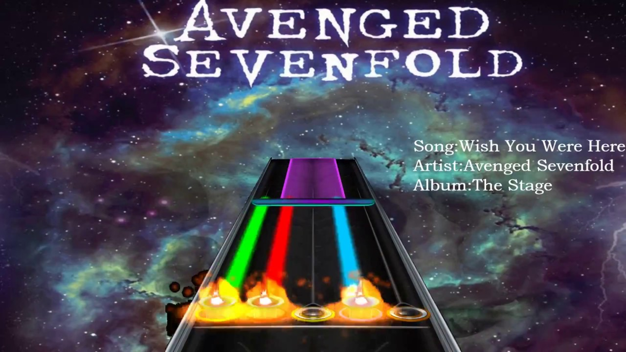 avenged sevenfold wish you were here download