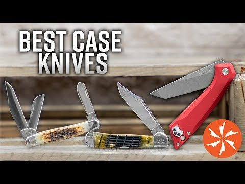 The Best Case Gentleman's Folding Knives Available At KnifeCenter.com