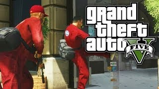 GTA 5 THUG LIFE #18 - HOW NOT TO HEIST! (GTA V Online)