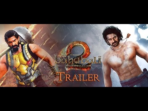Bahubali 2 : The conclusion I Official Trailer II Full HD Video II