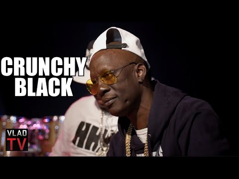 Crunchy Black Says There Aren't Many People in the Game Like Him and Boosie (Part 3)