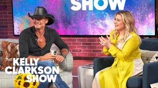 Tim McGraw shares the sweet gesture he did for Faith Hill on their ...