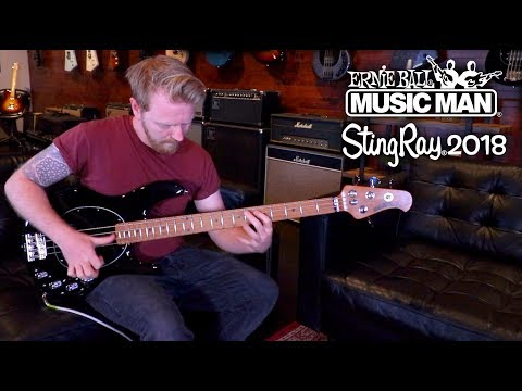 The Stingray Story - How & Why Music Man Updated Their Classic Bass