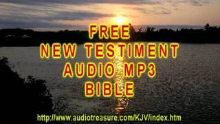 free bible audio mp3 holy new testament 2012