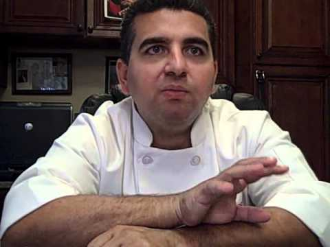 "Behind the Scenes with ""Cake Boss"" Buddy Valastro Part 1"