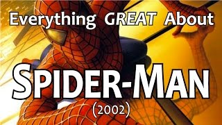 everything great about spider man