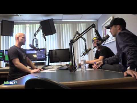 Andre Styles interviews Twenty One Pilots - part 1
