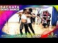 Bachata demo dance Juan Soto & Shane, Jhene Aiko - Wading, DJ Sasha