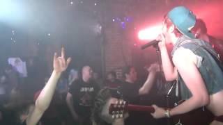 Мартовские Коты - Панк-Рок-Концерт (выборочные отрывки)