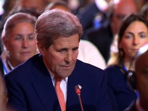 Kerry: Climate Agreement is a Win for All