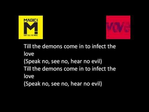 Magic! - 02. No Evil [Lyrics - Letra]