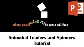 Catch Me If You Can | Animated Loaders and Spinners in PowerPoint 2016 Tutorial
