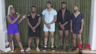 MEN HILARIOUSLY TRY ON MALE ROMPERS AKA #ROMPHIMS