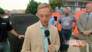 2014 Carry the Load: WFAA-TV Dallas Covers Caliber