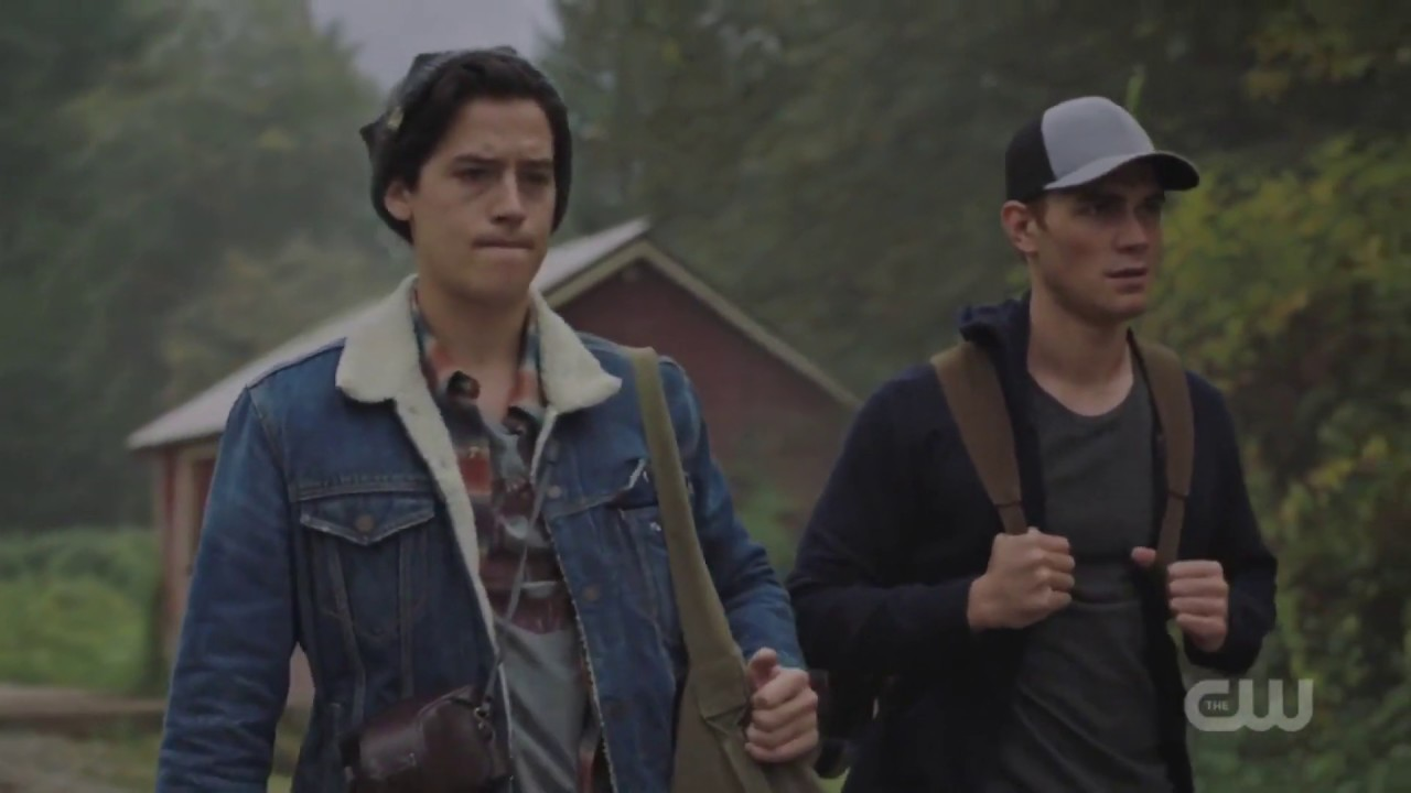 Download Riverdale season 3 Episode 6  Jughead and Archie Leaving leaving town