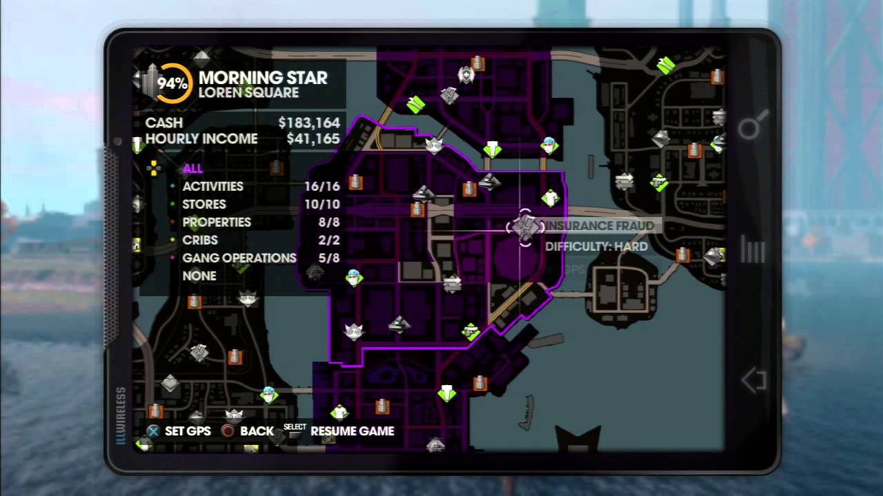 how to make money in saints row 3