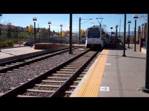 RTD Light Rail Tour