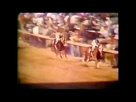 Secretariat's Triple Crown Races