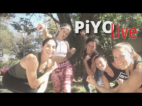 PiYO #47 LIVE | at HOME Workout | No equipment Strength + Cardio + Yoga Flow