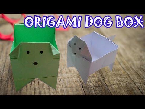 Origami Envelope Box Tutorial - DIY - Paper Kawaii - YouTube | 360x480