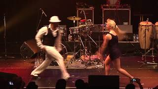 Stine Ortvad and Cuban Moves at Copenhagen Latin Festival 2011
