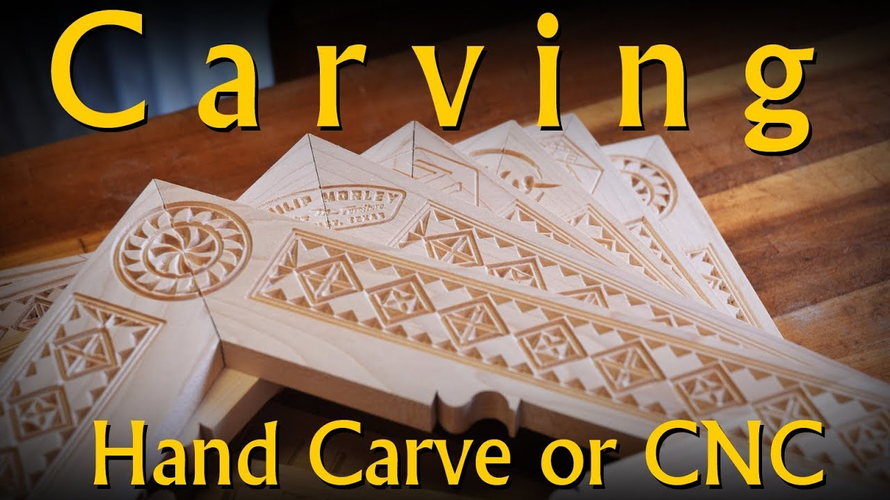 Carving the wood whisperer
