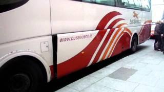 Bus Éireann luggage doors