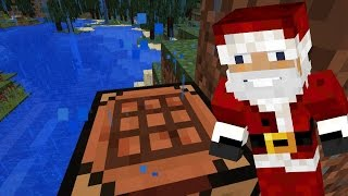 Minecraft: CHACHIE CLAUSE IS BACK INTOWN!! - 1.9 Snapshot Let