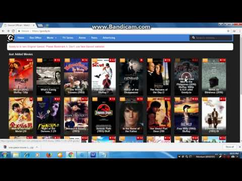 Cara Download Film Terbaru diGanool (goody.to)  2017 Work 100%