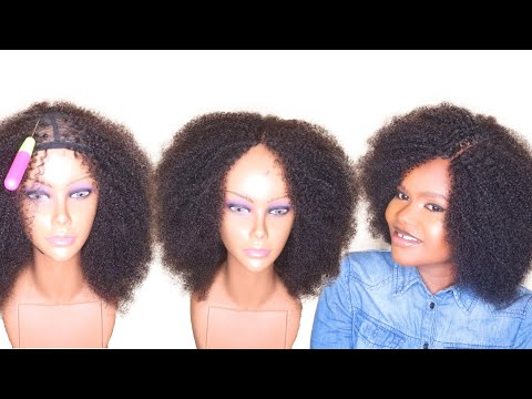 diy-afro-kinki-wig-using-expression-product---natural-hairstyle-tutorial
