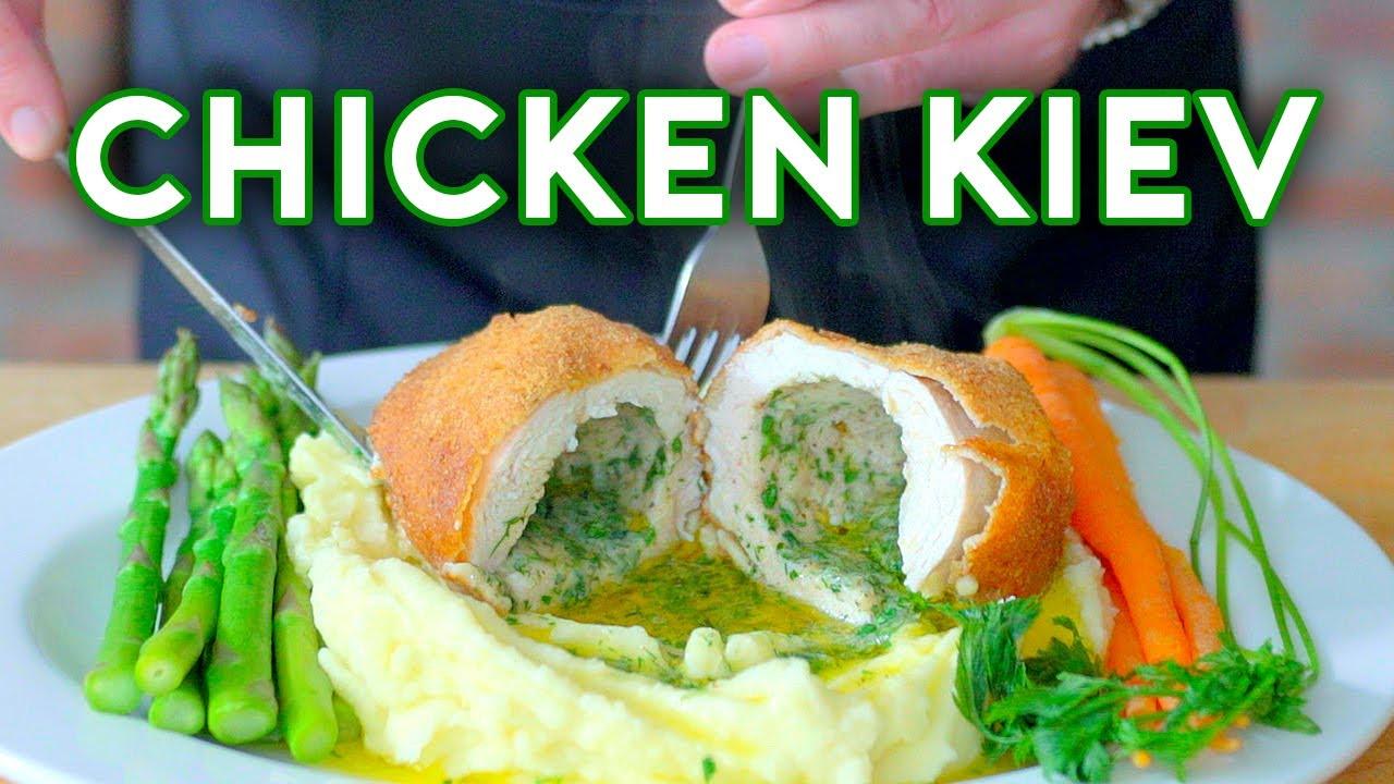 Binging with Babish: Chicken Kiev from Mad Men