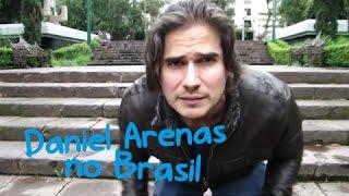 Daniel Arenas no Brasil - Videochamada