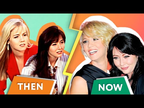 Beverly Hills 90210 Cast: Where Are They Now? | ⭐OSSA