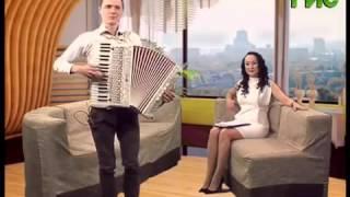 """Танго """"Кумпарсита"""" Отменно! Импровизация на ходу!!! wonderful music"""