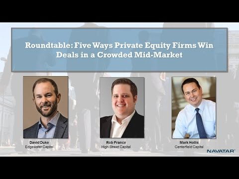 Five Ways Private Equity Firms Win Deals in a Crowded Mid Market