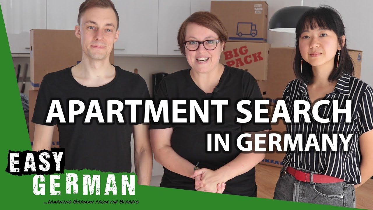 Our Tips for Searching for an Apartment in Germany | Easy German 367
