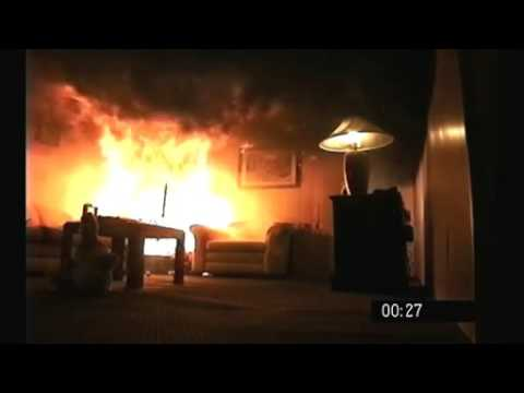 Vid o incendie d 39 une chambre d 39 enfant doovi for Incendie salon de provence