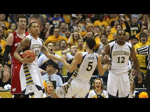 Marquette Basketball Update - Senior Day - March 6, 2015