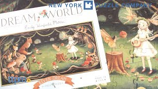 Dream World 80 Piece Puzzles from New York Puzzle Company