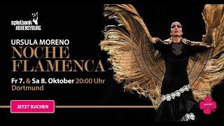 URSULA MORENO · NOCHE FLAMENCA (Flamenco Dancing)