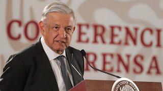 Presidente AMLO afirma que apoyos se entregarán directamente a beneficiarios