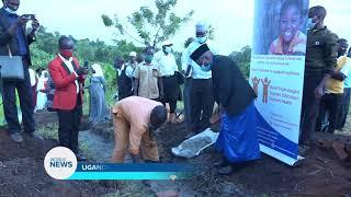 Humanity First Uganda lay foundation stone for orphanage