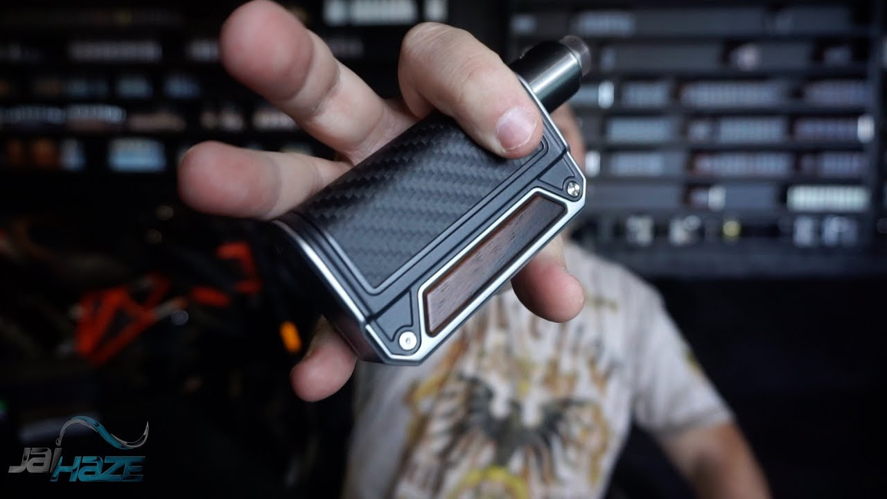 Lost Vape Therion DNA75C   eVolv DNA75C Review and Rundown - YouTube